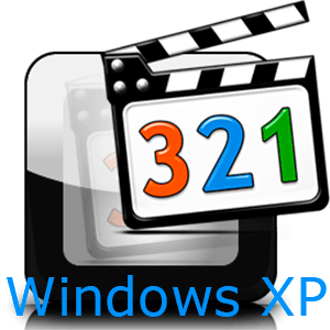 Media Player Classic для Windows XP