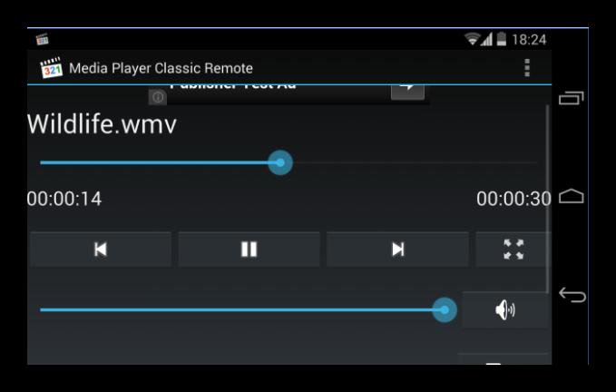 Работа с wmv файлами на андроиде