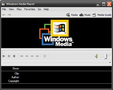WMP для windows XP